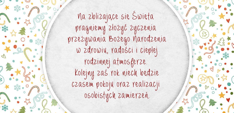 Wesołych Świąt i Szczęśliwego Nowego Roku! - Barscy Photography, Toruń